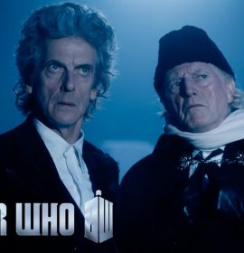 Doctor Who – Christmas Special 2017: Twice Upon a Time